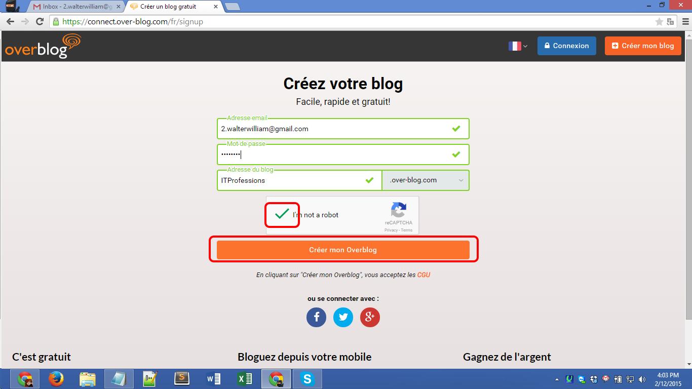 Over-blog.com registration Screenshot 04