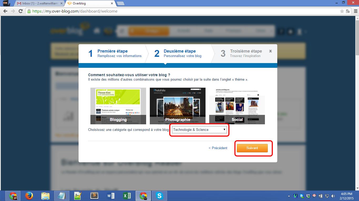 Over-blog.com registration Screenshot 07