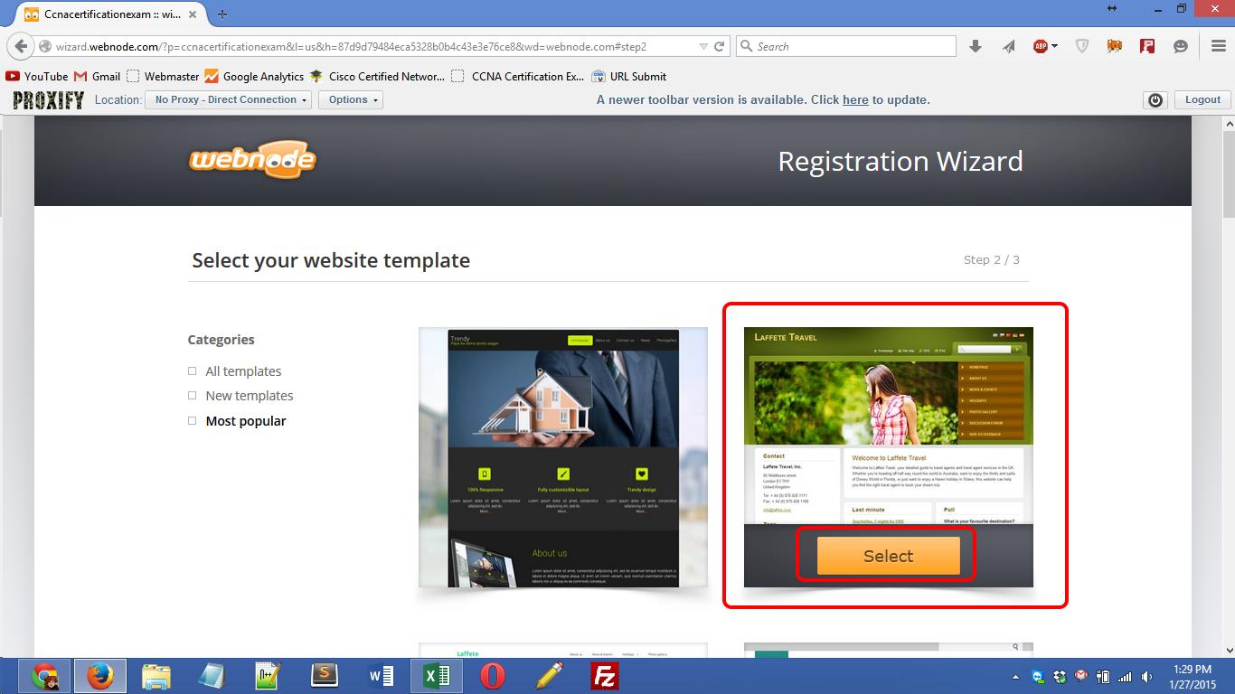 webnode.com registration Screenshot 03