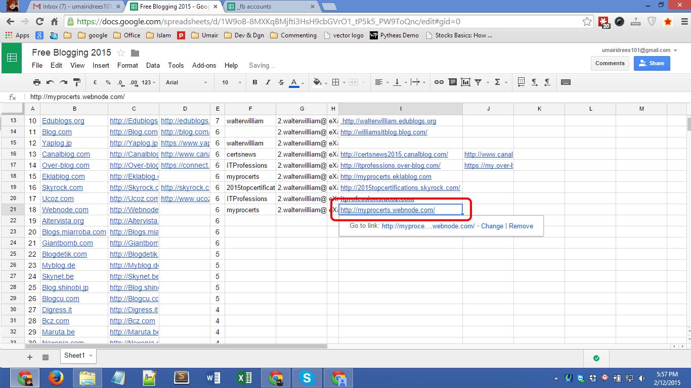 webnode.com registration Screenshot 06