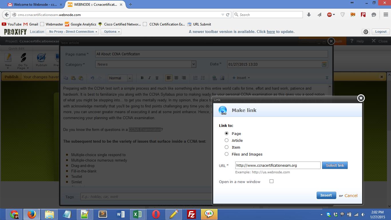 webnode.com registration Screenshot 11
